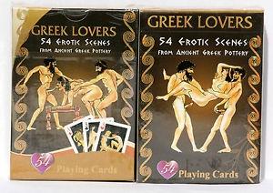 Эротические карты с позами секса