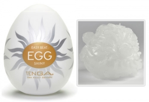 Мастурбатор «Tenga Egg» Shiny